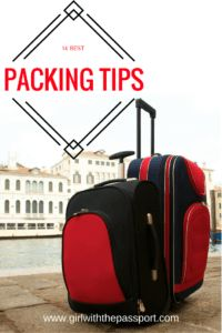 How to Pack Like a Boss: 14 Best EVER Packing Tips - Girl with the Passport