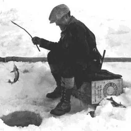 Ice fishing is a fantastic #Minnesota tradition, and an essential part of #LakeLife.