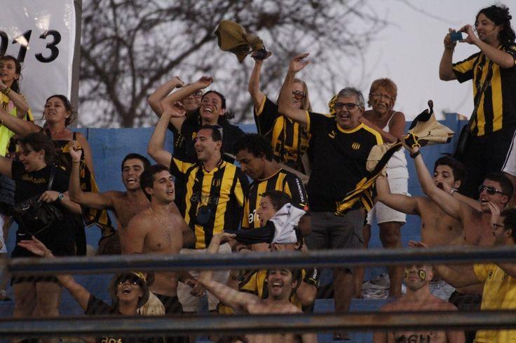 Peñarol ganó en su debut por Copa Libertadores. Algo que no sucedía desde 1998 | Se extrañaba » AguantenChe.com.uy