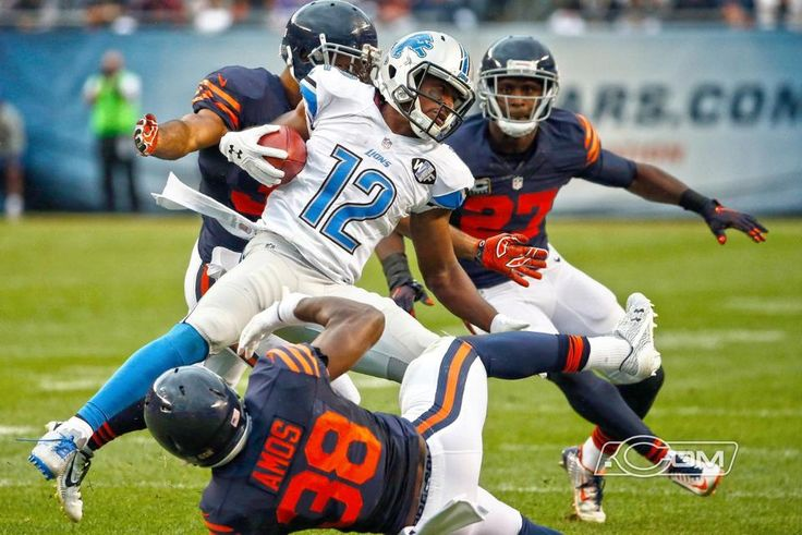Gameday Photos: Bears vs. Lions:     View photos from the game as the Bears take on the Lions at Soldier Field in Chicago.  -   Posted Oct 2, 2016