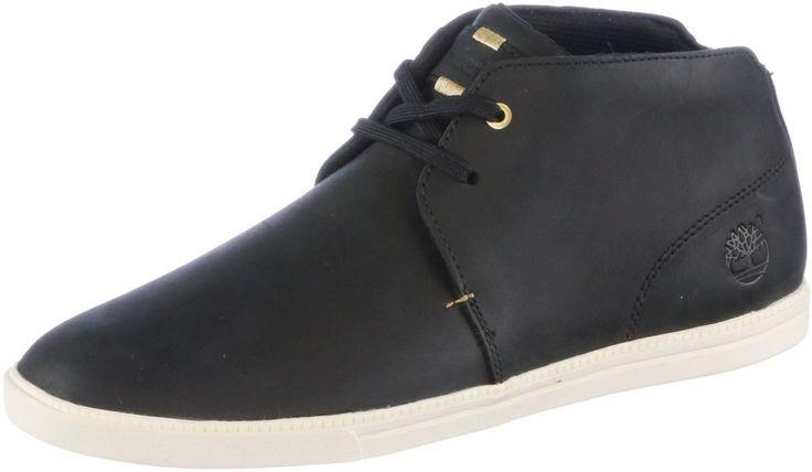 #TIMBERLAND #Desert #Boots #Herren #schwarz -