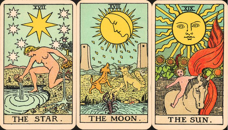 How does the Tarot actually work?