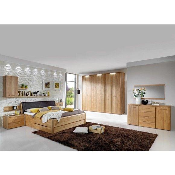 Ihr neues Schlafzimmer in Erlefarben Qualität von VALNATURA - küchen mann mobilia