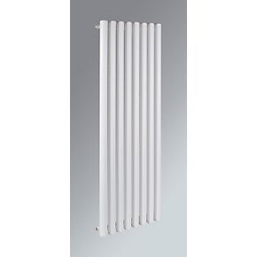 Order online at Screwfix.com. Contemporary, vertical radiators with a stylish, tubular design. Erupto tall radiators are constructed from high quality powder-coated steel. Designed for efficiency, these easy to install upright radiators achieve great heating performance with minimised water content and will enhance the aesthetics of any room. FREE next day delivery available, free collection in 5 minutes.