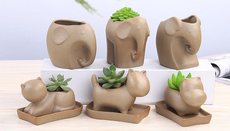Las 25 mejores ideas sobre animales de cer mica en for Ceramica para modelar