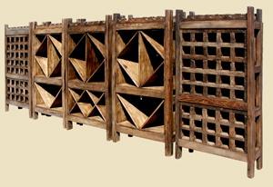 7024D Wine Storage set 5