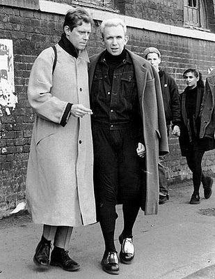 Martin Margiela and Jean Paul Gaultier 80's