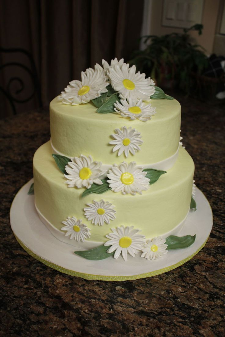 17 Best Images About Daisy Cakes On Pinterest Bespoke