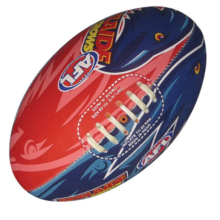 Adelaide Crows Footy Ball by Burley