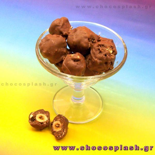 Ferrero Rocher ... handmade Τα σοκολατάκια του πρέσβη ... από τα χεράκια σας