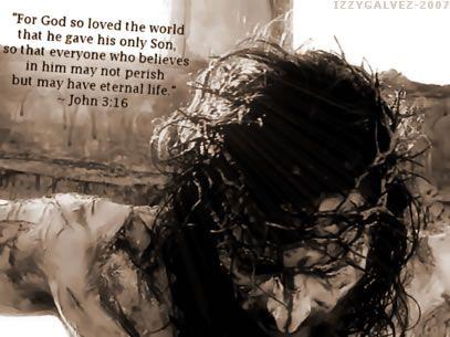 God's Love  (John 3:16)