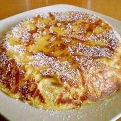 Gâteau surprenant aux pommes Spécialité bretonne ( Léon )