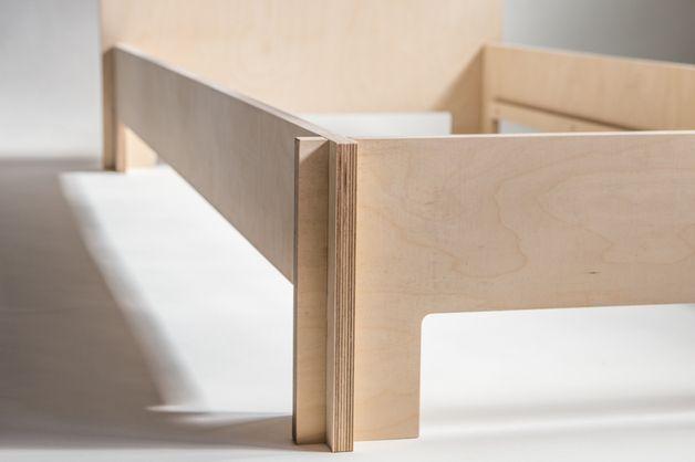 """Betten - STEKKBETT """"XL"""" (140x220) - ein Designerstück von STEKKBETT bei DaWanda"""