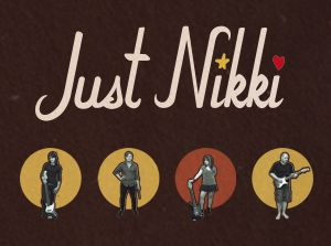 Just Nikki is a '90s alternative tribute band specializing in covers of female-fronted hits. They are just a quartet of good friends and professional musicians who play the greatest and most powerful female fronted rock music 100% live. They play your favorite hard rocking classics from bands like Hole, The Breeders, Veruca Salt, The Cranberries, Garbage, L7, Liz Phair and Alanis Morissette. They also play iconic 90's classics from artists like No Doubt, 4 Non Blondes, The Cardigans, and…
