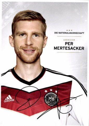 Mertersacker, Per WM 2014 -