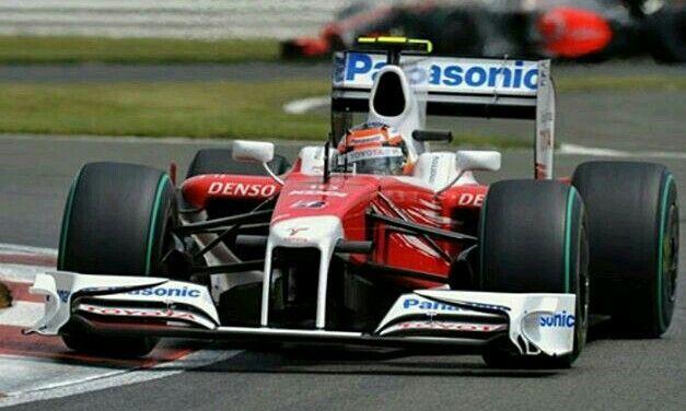 Timo Glock                             TOYOTA TF109                         RVX-09 (NA2.4L-V8)