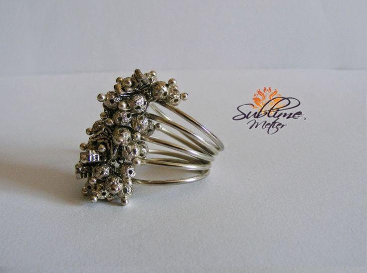 Sublime Metier: Inel Metalic