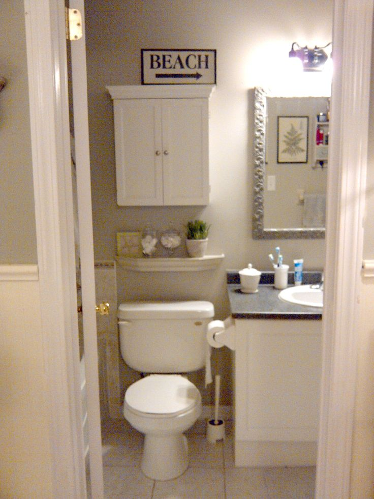 25 best ideas about over the toilet cabinet on pinterest - Cabinet ideas for small bathrooms ...