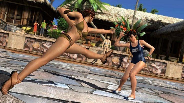 Tekken Tag Tournament 2 Bikini