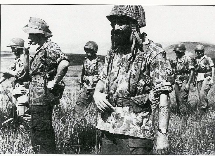 Indochina   A Pioneer of the French Foreign Legion, sporting his traditional (and mandatory) beard.