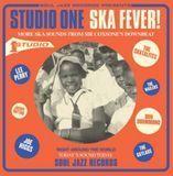 Soul Jazz Records Presents: Studio One Ska Fever! More Ska Sounds from Sir Coxsone's Downbeat 1962-65 [LP] - Vinyl