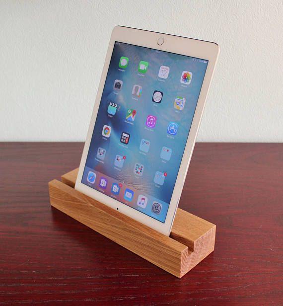 Best 25+ Wooden Ipad Stand Ideas On Pinterest