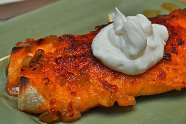 enchiladas cucina messicana