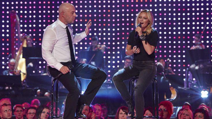 Der Graf von Unheilig singt mit Helene Fischer: Neues MTV-Unplugged-Album 'Unter Dampf - Ohne Strom'