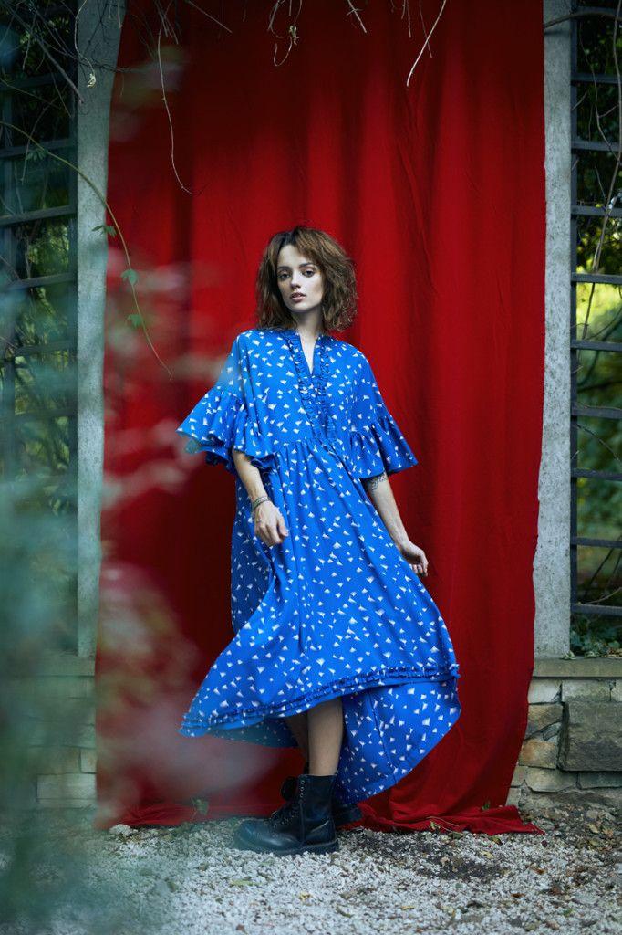 Project by Natasha Dziewit, graduate of #fashionschool SAPU :) #szkolamody
