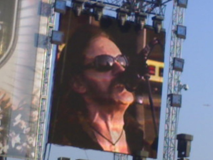 Motorhead w/Foo Fighters - 17/06/06 - Live @ Hyde Park. Amazing gig <3