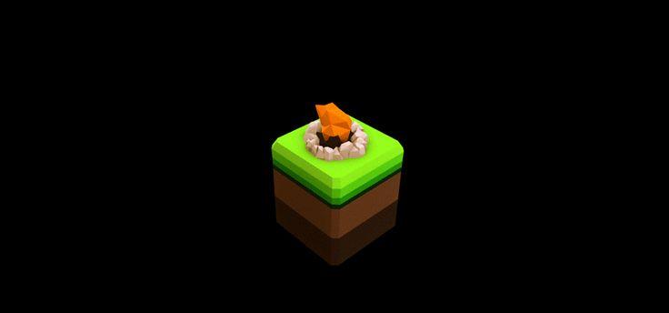 다음 인디게임 스타일 대세는 low polygon이 될것같다 - 인디 게임 개발 마이너 갤러리