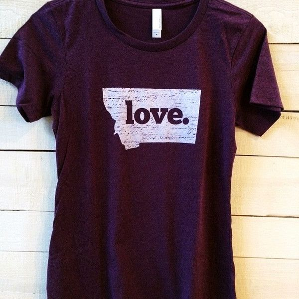 Womens tees montana shirt co my style pinterest for Trendy t shirts for ladies