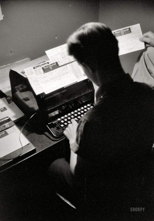 Image result for typing in the midnight