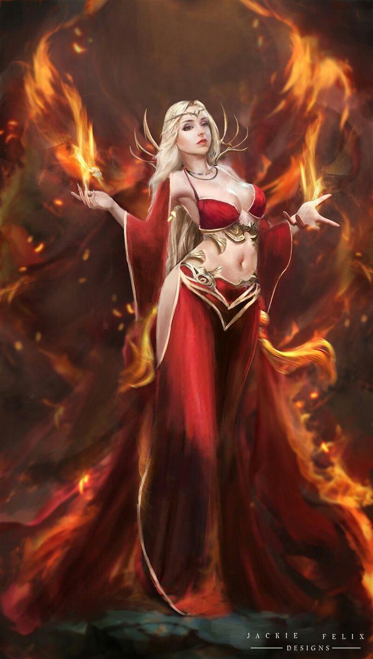 'Fire Elementalist' (secret craft) or 'fire spclst.' wiz ...