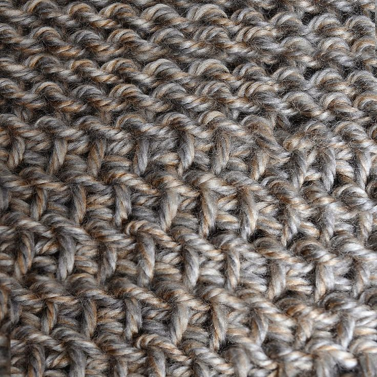 Funky Klobig Häkeln Afghanisch Muster Images - Decke Stricken Muster ...
