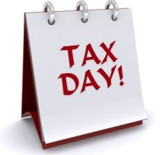 TAx day freebies we deserve these