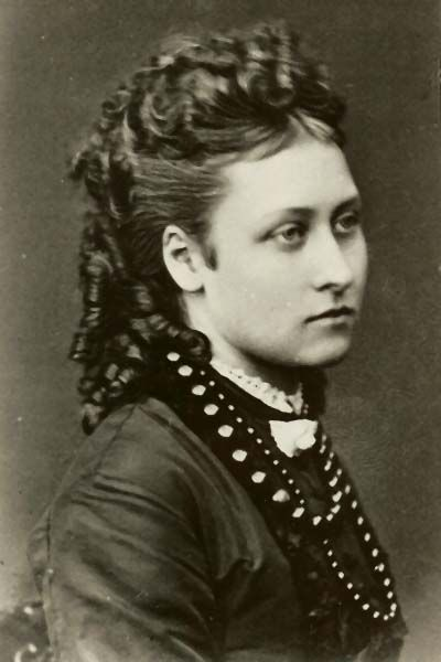 The Princess Louise, sixth child of Queen Victoria ...