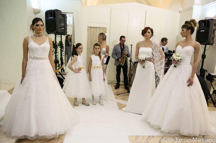 Avete già scelto il vostro vestito da sposa?