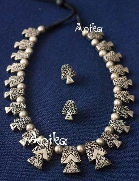 Anika terracotta jewelry                                                       …
