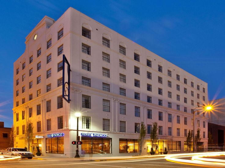 Hotel Indigo is the only boutique hotel in Baton Rouge, Louisiana!