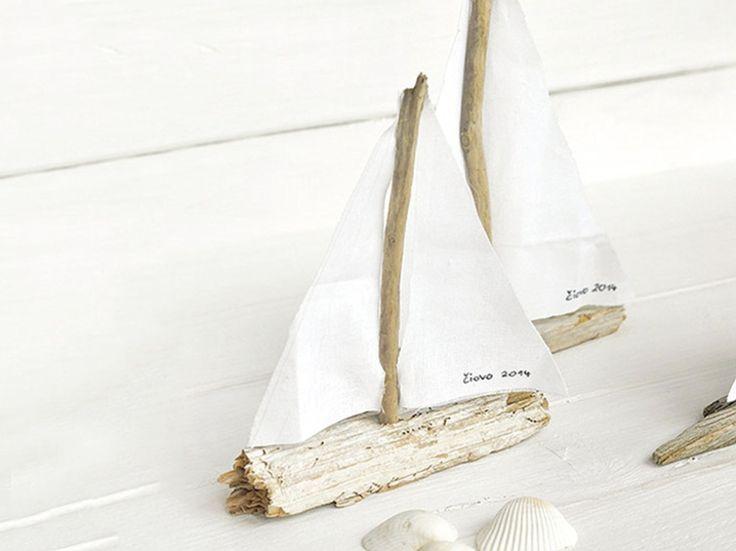 DIY-Anleitung: Dekoideen aus Treibholz, maritimes Wohnen / DIY-tutorial: decor ideas for drift wood, maritime living via DaWanda.com