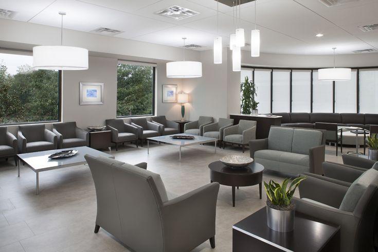 Lobby For Carrick Brain Center In Georgia Design Office
