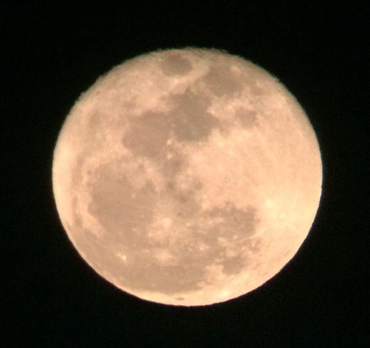 The Super Moon i saw last night!