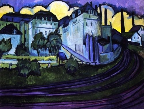 Ernst Ludwig Kirchner - 1911
