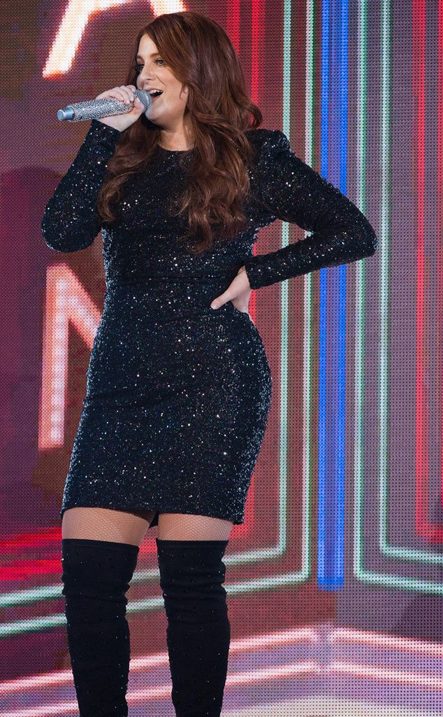 Meghan Trainor: Musicians Performing Live on Stage