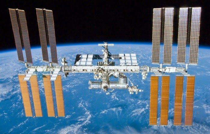 ₪ Naturwissenschaft NEWS: Die Internationale Space Station ISS Live miterleb...