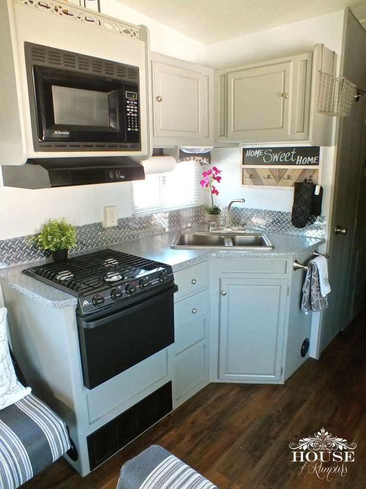 25 Unique Rv Cabinets Ideas On Pinterest Camper Camper