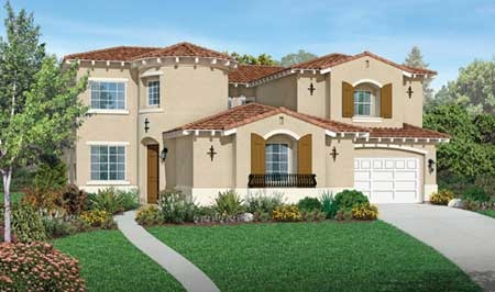 Toll Brothers The Spanish Colonial
