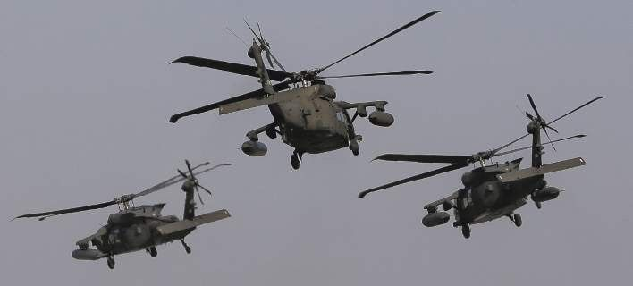 Συνετρίβη στρατιωτικό ελικόπτερο της Σ. Αραβίας στην Υεμένη: Τουλάχιστον 12 άτομα που επέβαιναν σε ένα ελικόπτερο του στρατού τύπου Black…