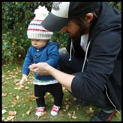 Crochet Pippi Longstocking style baby hat for fall/winter. Free pattern (swedish)!